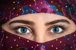 تاریخچه حجاب روسری SCARF SHAWL HIJABدر جهان