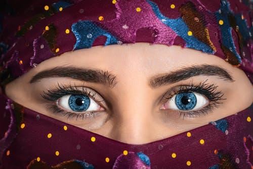 تاریخچه حجاب روسری شال مقنعه در ایران و جهان