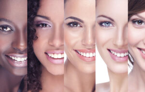انواع رنگ پوست و رنگ های منطبق با رنگپوست